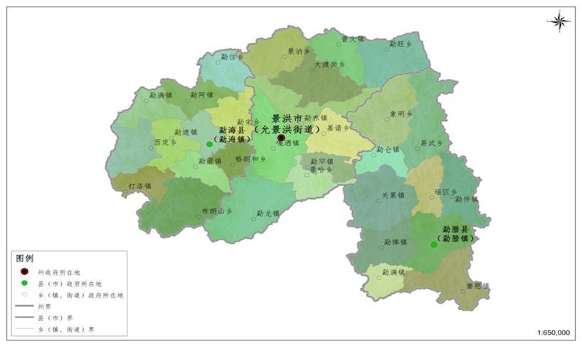 西双版纳州人民政府办公室关于印发西双版纳州土壤环境保护和综合治理